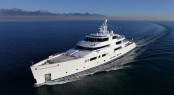 Picchiotti - Perini Navi 74m Grace E received four Awards at the Prize Giving