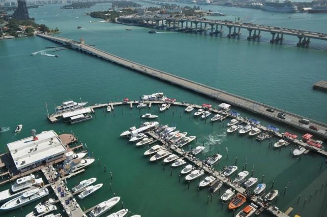Progressive Insurance Miami International Boat Show 2015