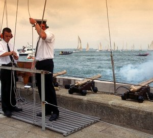 Royal Yacht Squadron Bicentenary Regatta to host legendary competitors