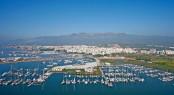 Sant Carles Marina, a beautiful Spain yacht vacation destination - Image credit to MDL Marinas