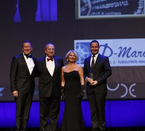 Skalite Tourism Award 2014 for D-Marin Turgutreis