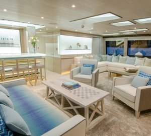 Fantastic yachts available in the Spanish Balearic Islands this year