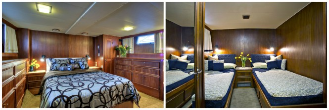 VIAGGIO yacht - Accommodation