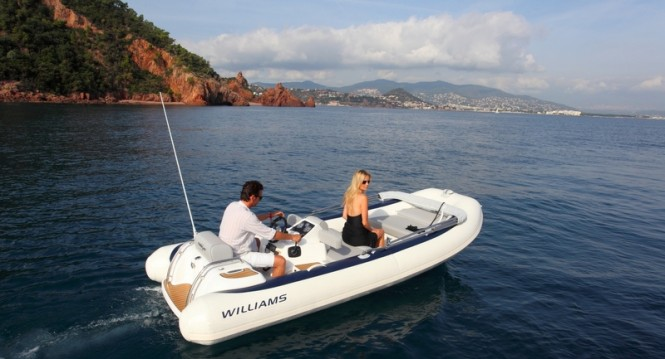 Williams Performance Tenders to participate in the inaugural London Yacht, Jet & Prestige Car Show