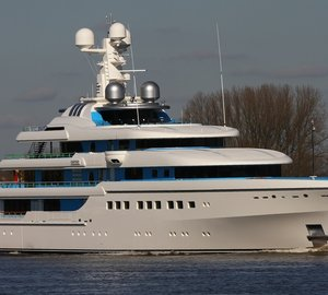 Video and photos of 81m Abeking & Rasmussen superyacht DARTWO