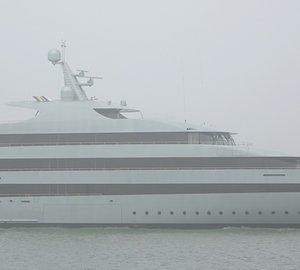 Photos and video of 83m Feadship motor yacht SAVANNAH under sea trials