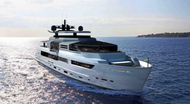 Arcadia 145 Superyacht