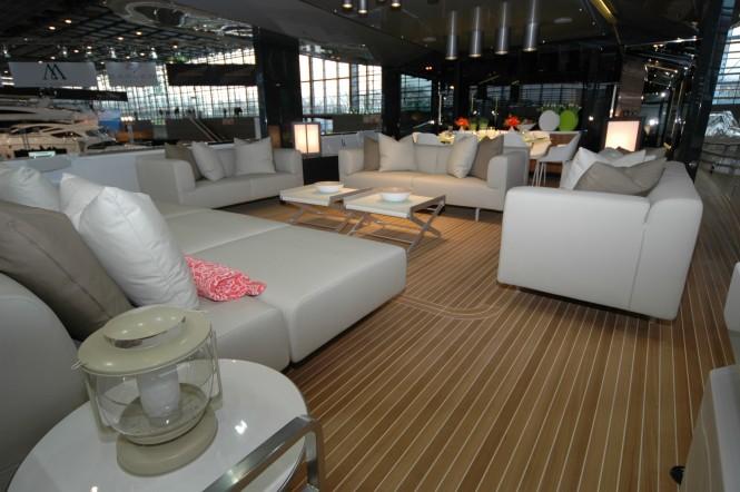 Arcadia 85 Yacht - Saloon