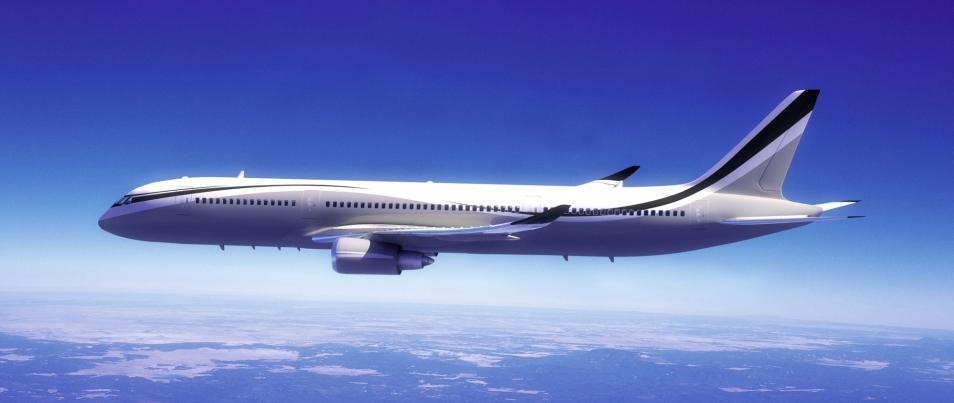 Boeing 787 900 dreamliner exterior yacht charter for Airplane exterior design
