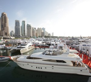 A very productive Dubai International Boat Show 2015 so far