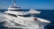 Horizon P110 Tri Deck Yacht