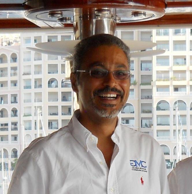 ISS Board Director Costas Charalambous GMC