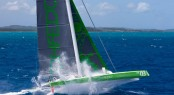 Lloyd Thornburg's MOD 70 yacht Phaedo^3 smashed the race record ©RORC Tim Wright Photoaction.com