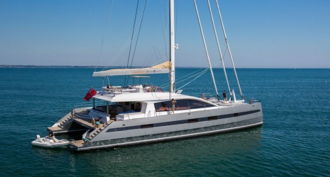 Long Island 85' superyacht Windquest