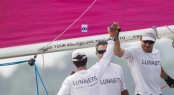 LunaJets Sailing Team - Image courtesy of LunaJets