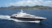 Luxury charter yacht Anastasia by Oceanco