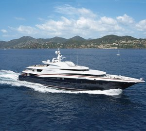 Oceanco to attend Singapore Yacht Show with 75m motor yacht ANASTASIA on display
