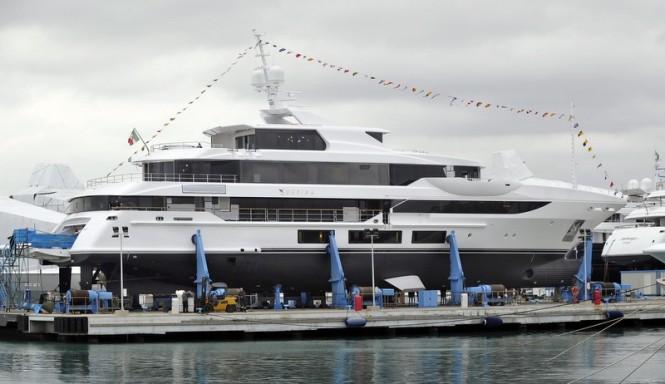 Luxury motor yacht Surpina