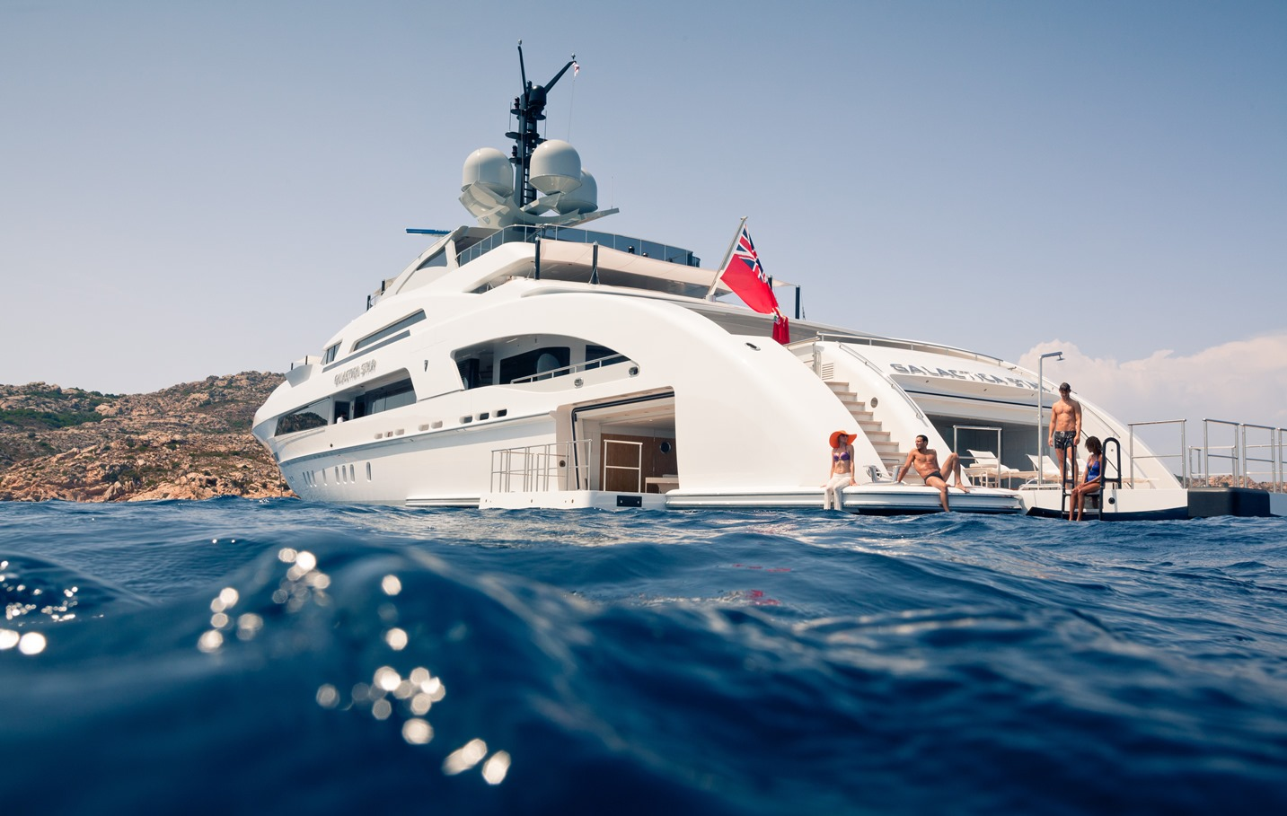 Luxury Motor Yacht Charters In The Mediterranean Europe
