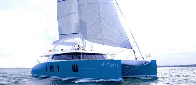 Luxury sailing yacht WildBerry