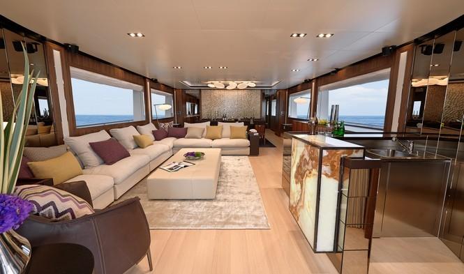 Luxury yacht Esther 7 - Interior