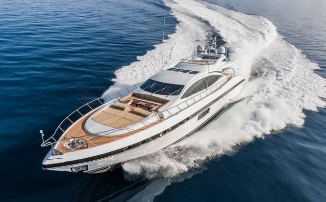 Mangusta 94 Yacht