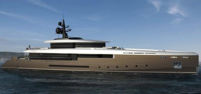 New 50m superyacht ENDURANCE 50 (FR032) by Rossinavi