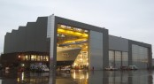 New production facility opened by OCEA Yachts