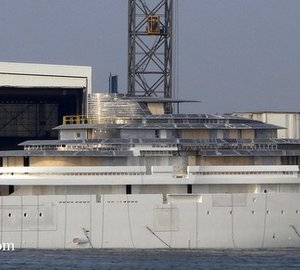 Recently launched 110m motor yacht JUBILEE (Y714) by Oceanco