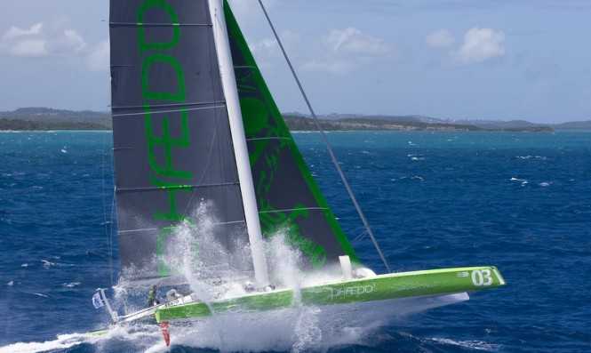 Phaedo3 Yacht ©Rachel Jaspersen : Team Phaedo