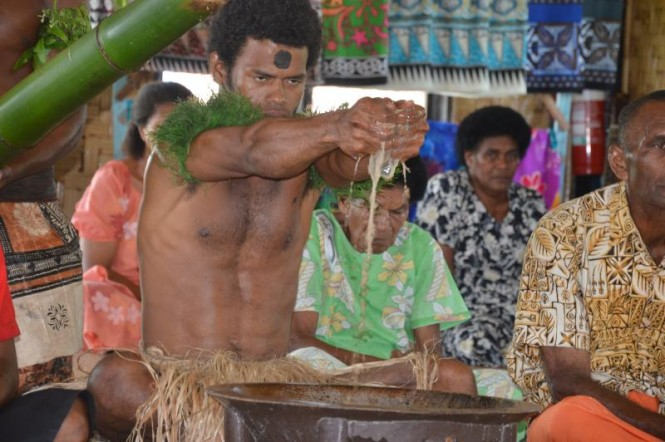 Photo Fiji Tourism 'Kava Ceremony'