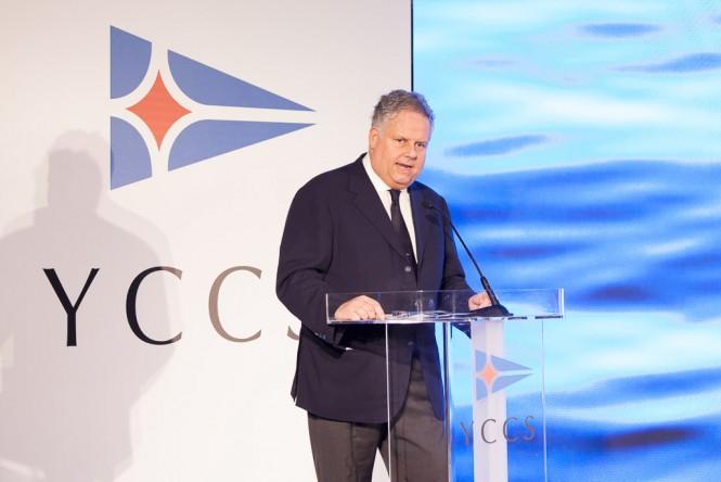 Roberto Kerkoc, Vice President of the Board - YCCS Press Conference