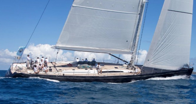 SW 100 RS superyacht Cape Arrow by Southern Wind - Photo by Carlo Borlenghi
