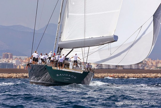Sailing yacht Saudade - SYC Palma 2014