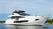 Sunseeker Turkey and Sunseeker London have announced the sale of a brand new Sunseeker 86 Yacht to a Turkish client