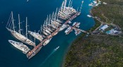 YCCS Marina will host a collection of the world's finest superyachts