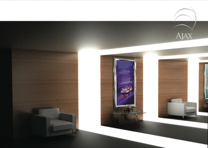 112m superyacht centurion design luxury yacht charter for M concept interior design