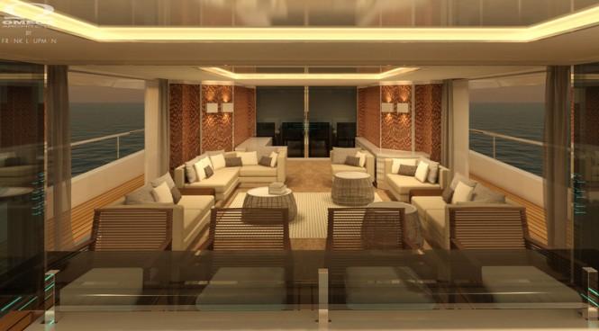 48m Yara 48 superyacht design - Interior