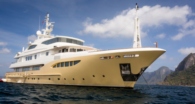 52m superyacht Jade 959 by Jade Yachts