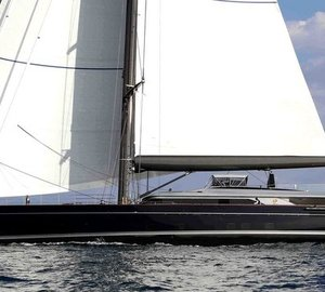 Sailing yacht Perseus^3 delivered by Perini Navi Group