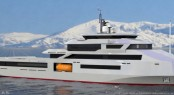 65m MSS EXPEDITION65 yacht design by Studio Sculli