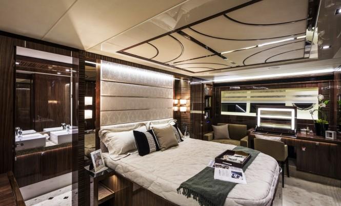Horizon V80 superyacht - Cabin