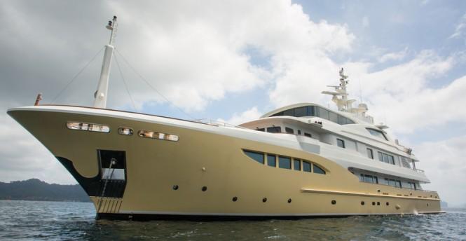 Jade 959 superyacht
