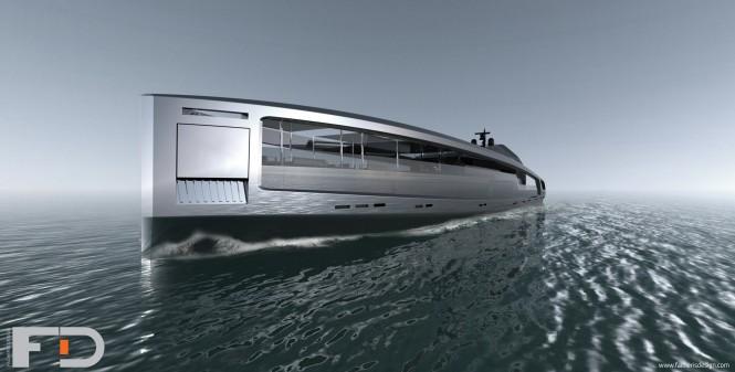 Maximus yacht concept