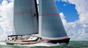 Mini-superyacht Contest 72CS by Contest Yachts under sail