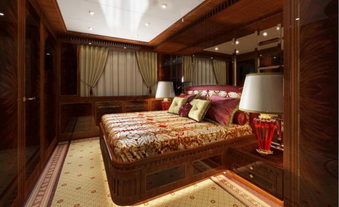 Motor yacht GAZZELLA - VIP Cabin
