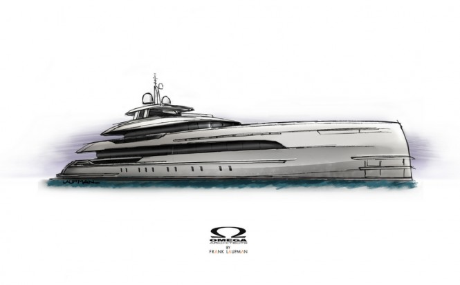 New 50m Fast Displacement Superyacht NOVA by Heesen Yachts