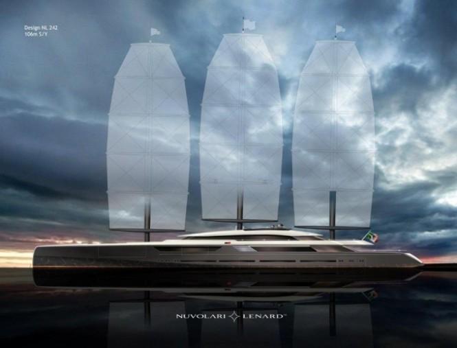 Oceanco Sailing Yacht SOLAR