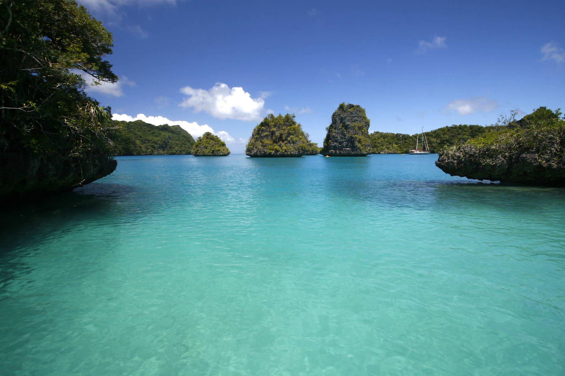 Photo Fiji Tourism Bay Of Island Yacht Charter