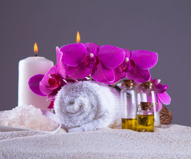 Photo courtesy od M:Y Starfire - Divine spa treatments